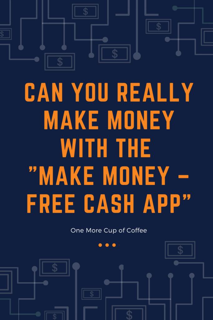 make money - free cash app