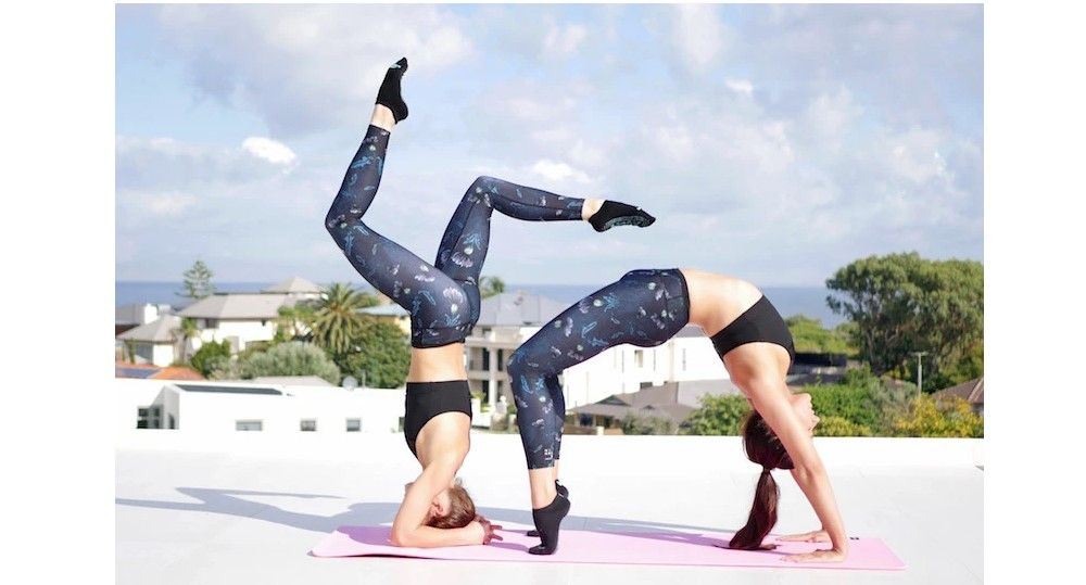 nimble activewear affiliate signup page