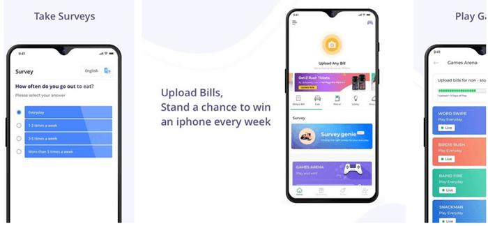 GoldVIP App Screenshots