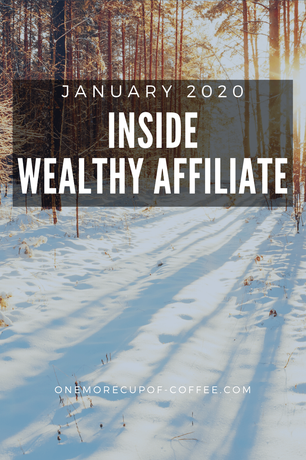 January 2020 wealthy affiliate