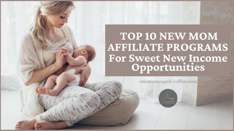 Top 10 New Mom Affiliate Programs For Sweet New Income Opportunities featured image