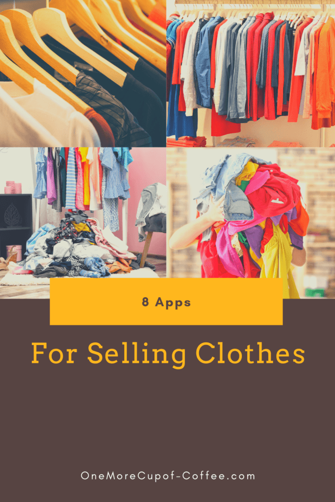 apps for selling clothes