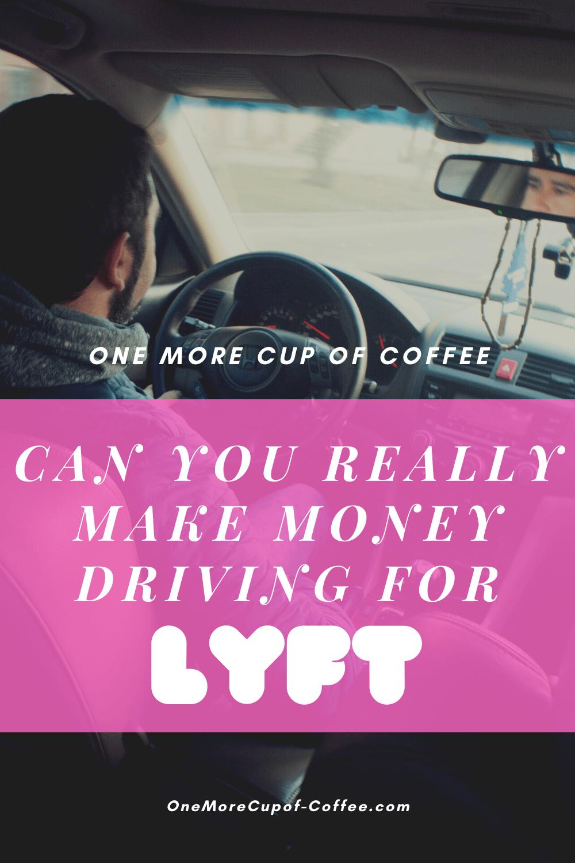 make money driving lyft