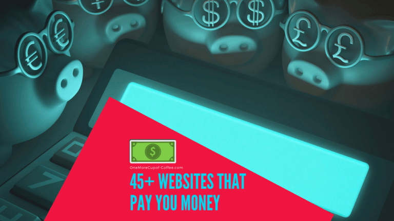 websites pay you money featured image