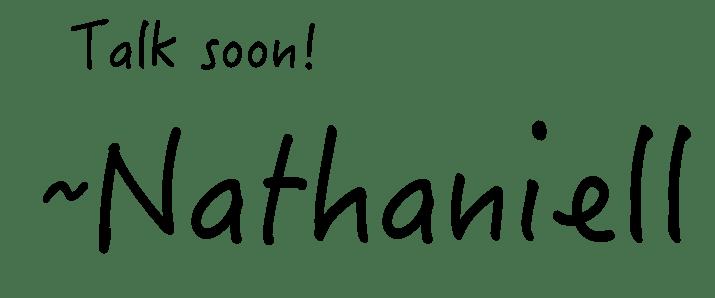 Nathaniell signature