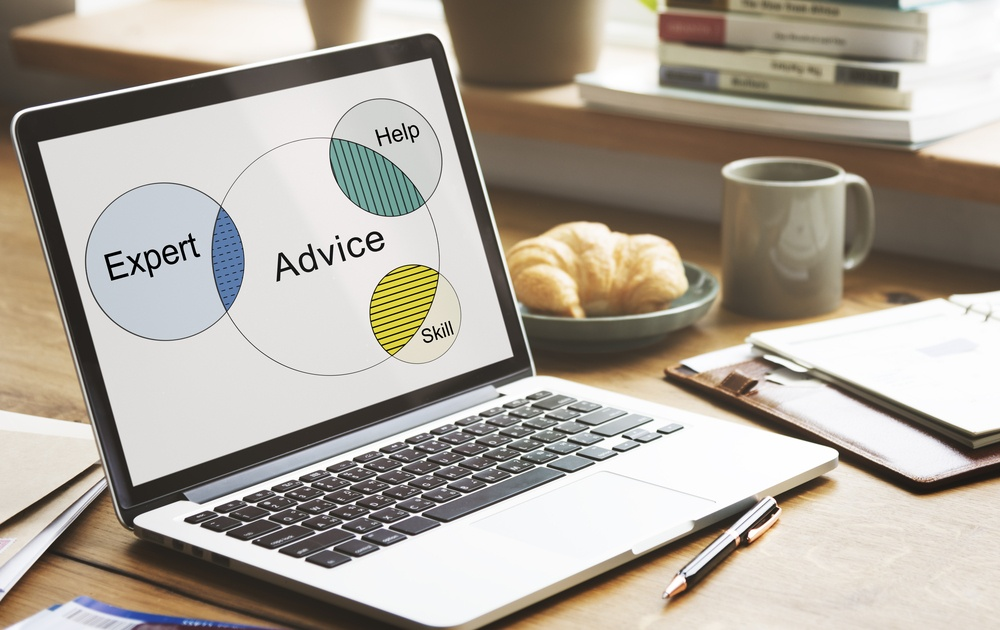 expert help and skills in venn diagram combine to make advice
