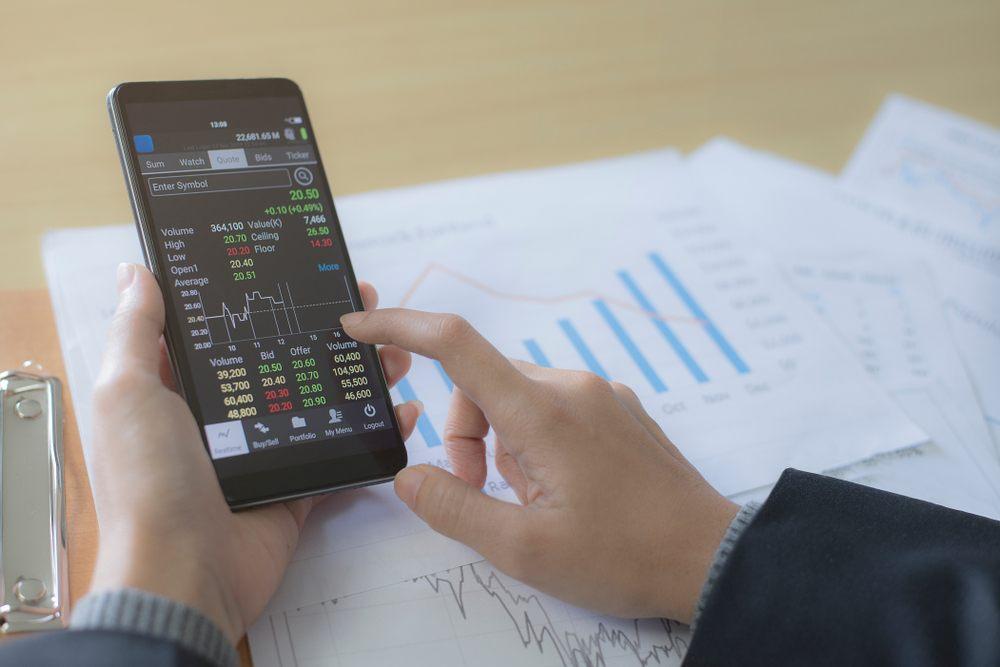fintech stock investing app