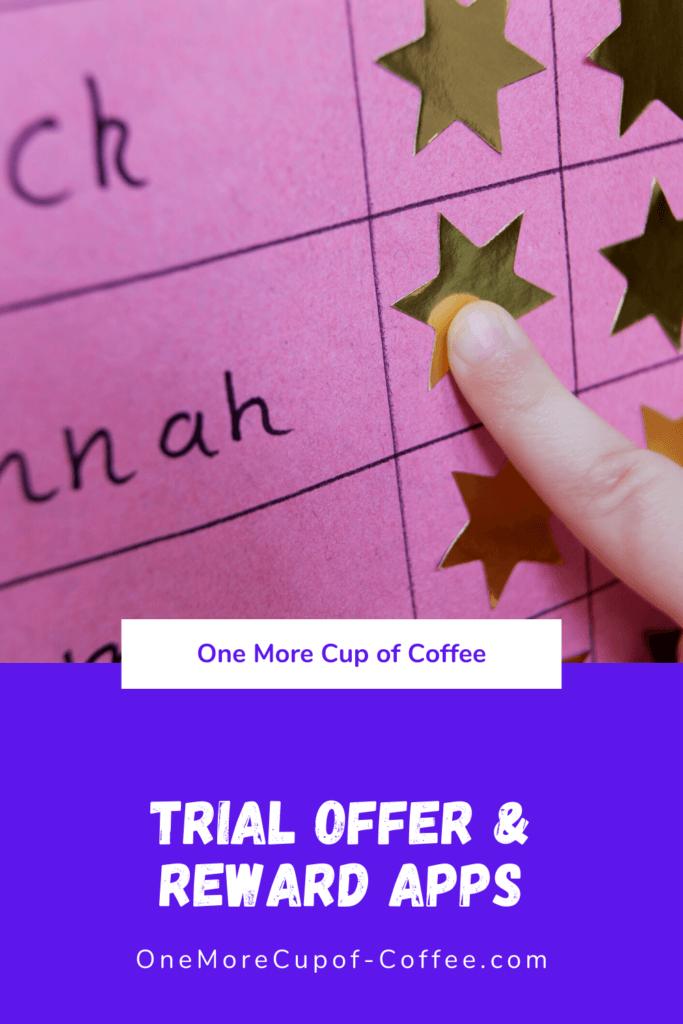 trial offer reward apps