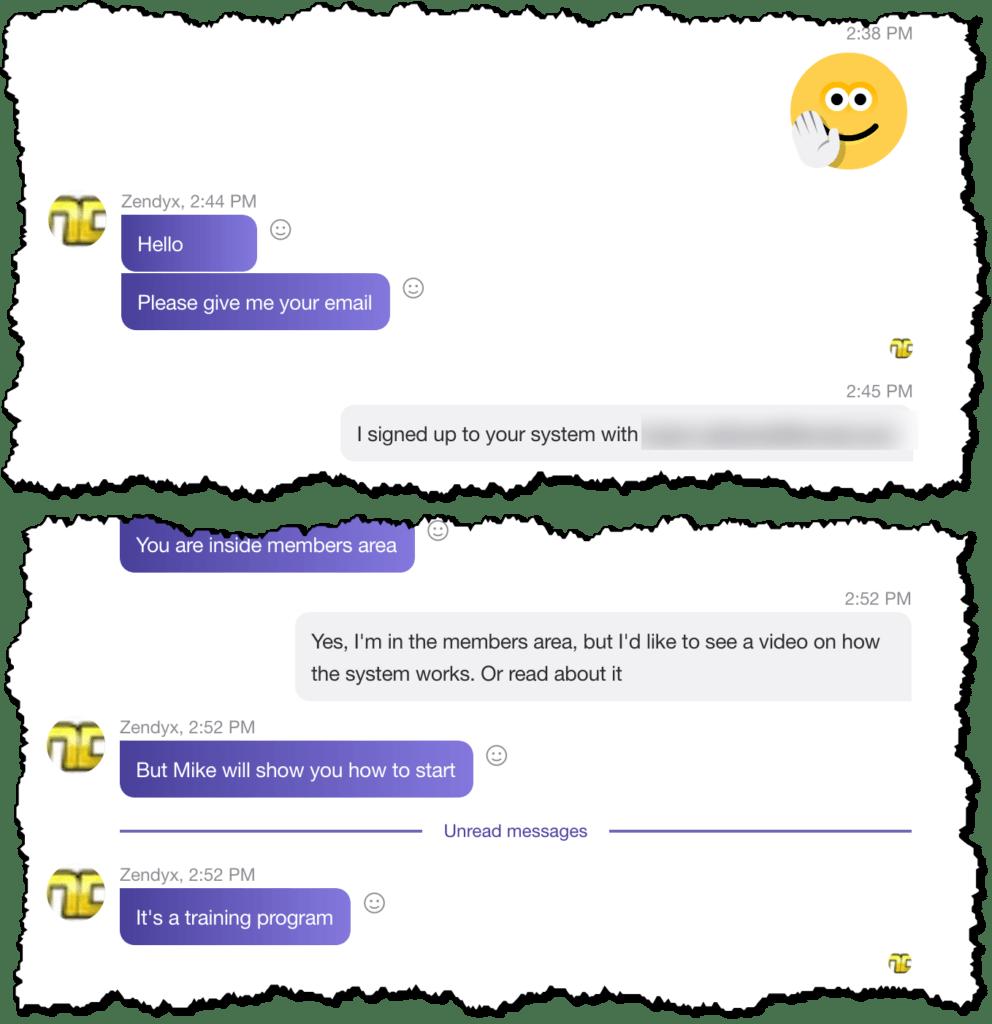 zendyx skype conversation