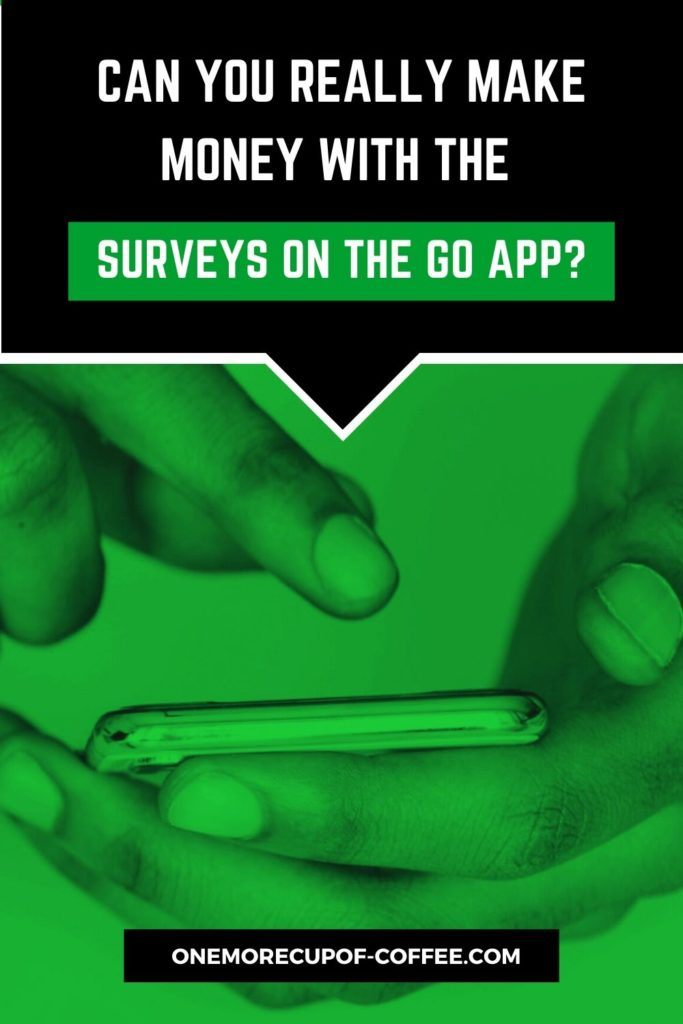Can You Really Make Money With The Surveys On The Go App?