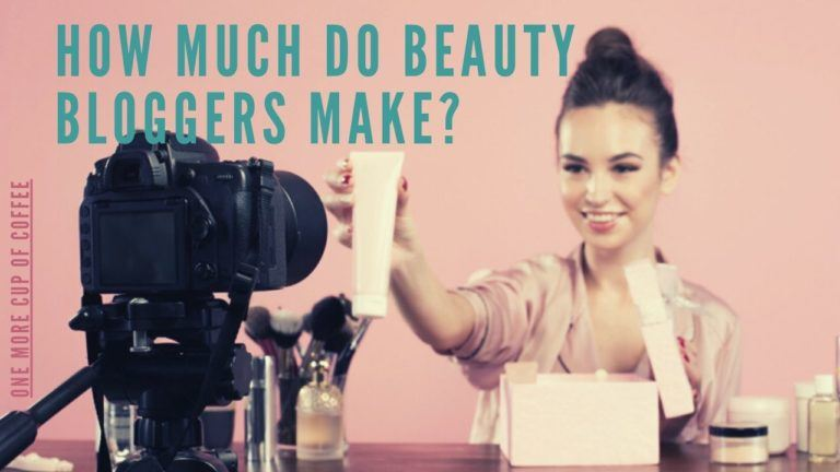 how much do beauty bloggers make featured image