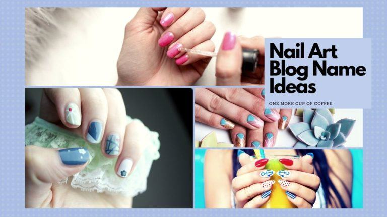 nail art blog name ideas featured image