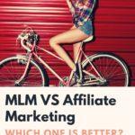 MLM VS Affiliate Marketing Pinterest2