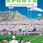 Top 10 Sports Affiliate Programs