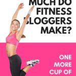 how much do fitness bloggers make pinterest v2