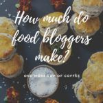 how much do food bloggers make v2