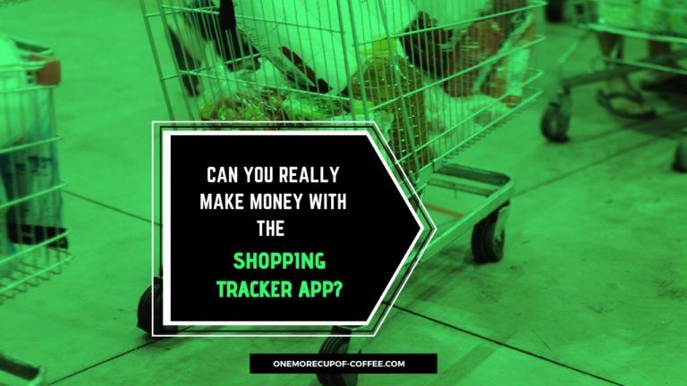 make money shopping tracker app featured