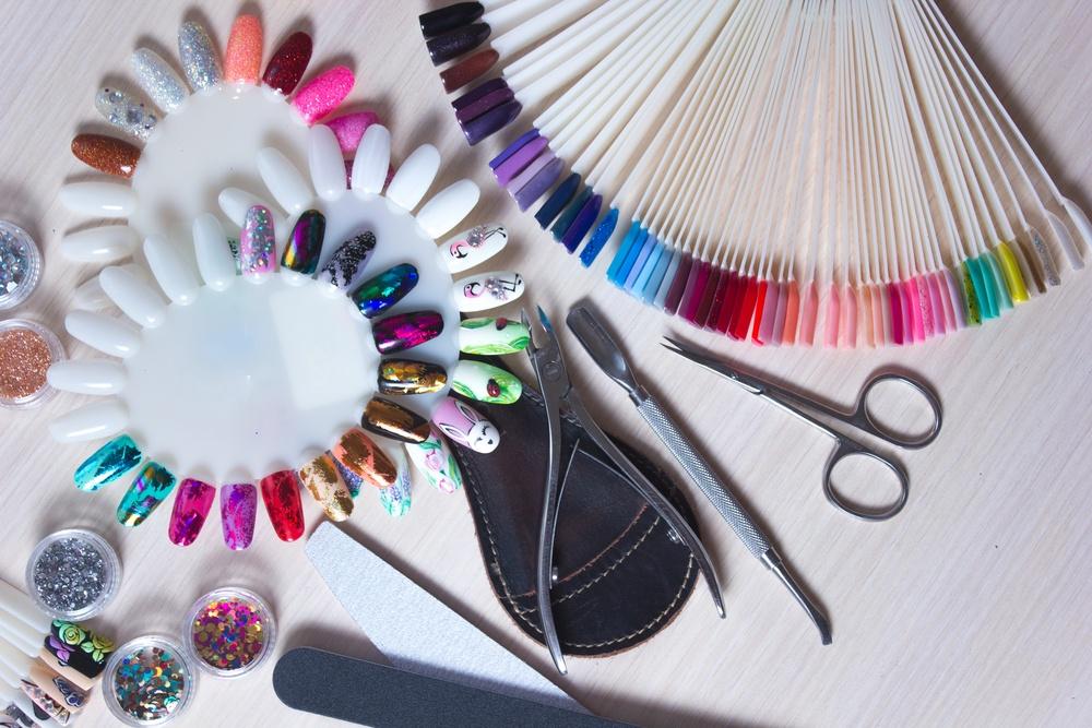 nail art supplies