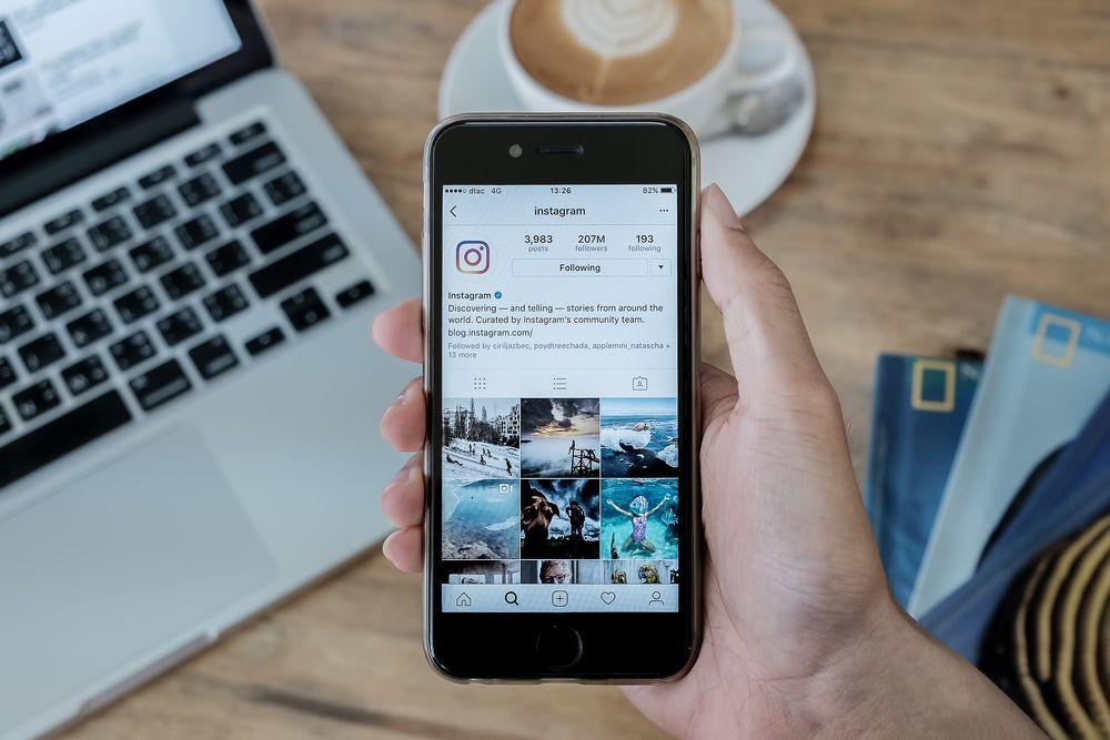 photography blog brand on instagram