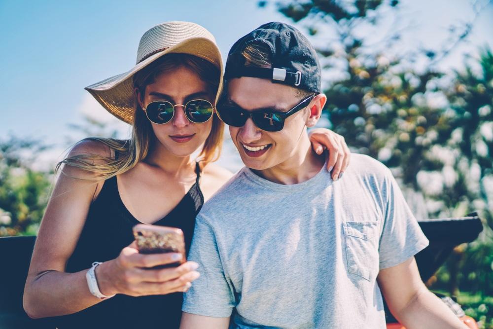 young couple fashion luxury lifestyle