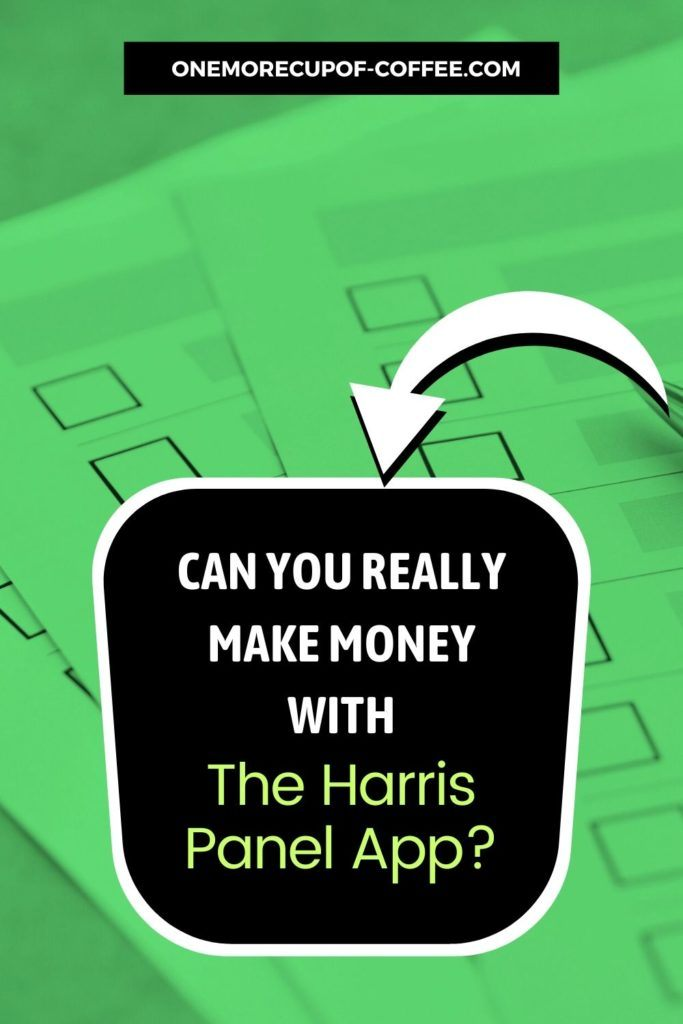 Can You Really Make Money With The Harris Panel App?