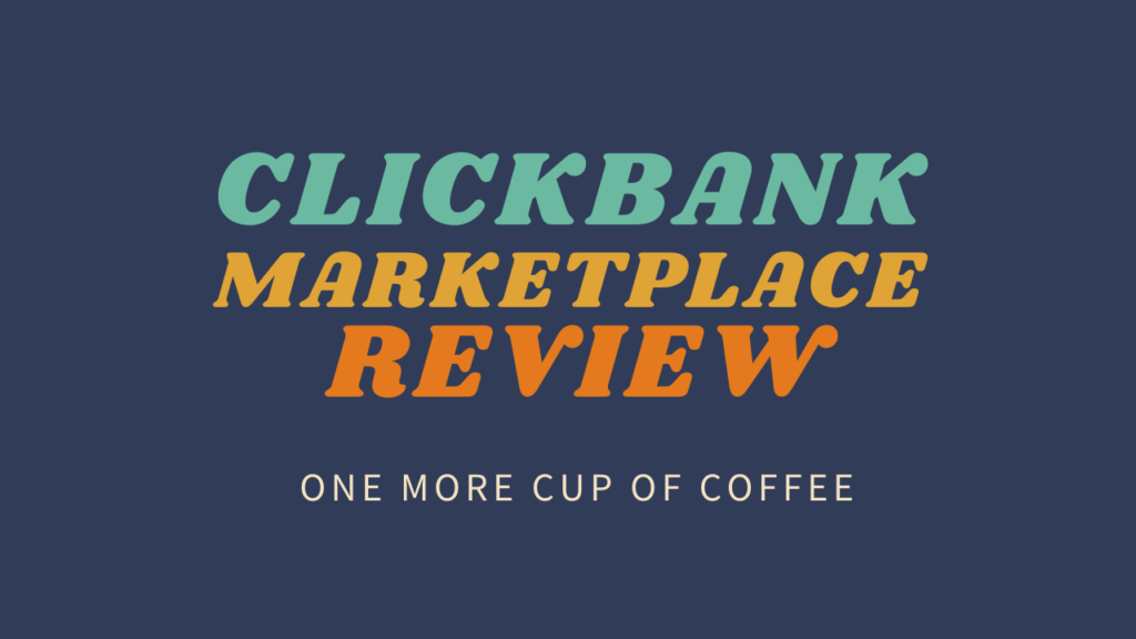 Clickbank Marketplace Review featured image