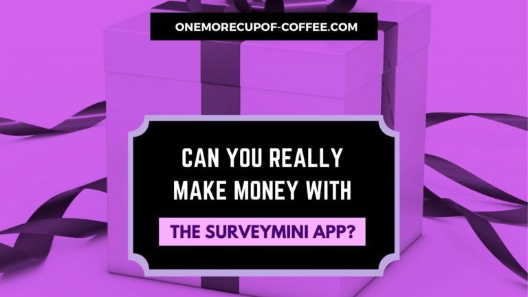 Make Money With The SurveyMini App Featured Image