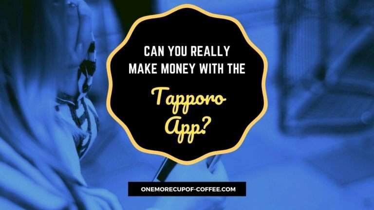 Make Money With The Tapporo App Featured IMage