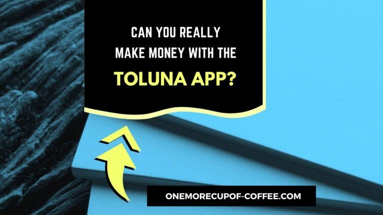 Make Money With The Toluna App Featured Image