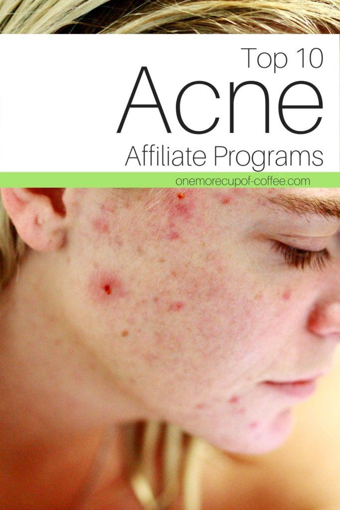 best acne affiliate programs
