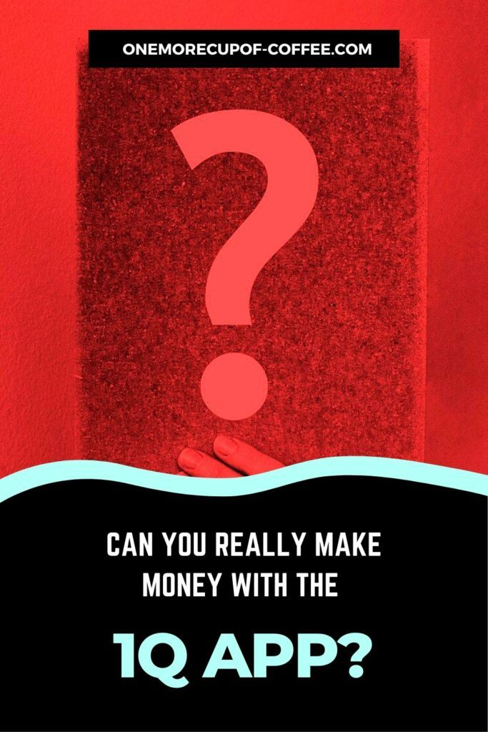 book with question mark cover in red background and