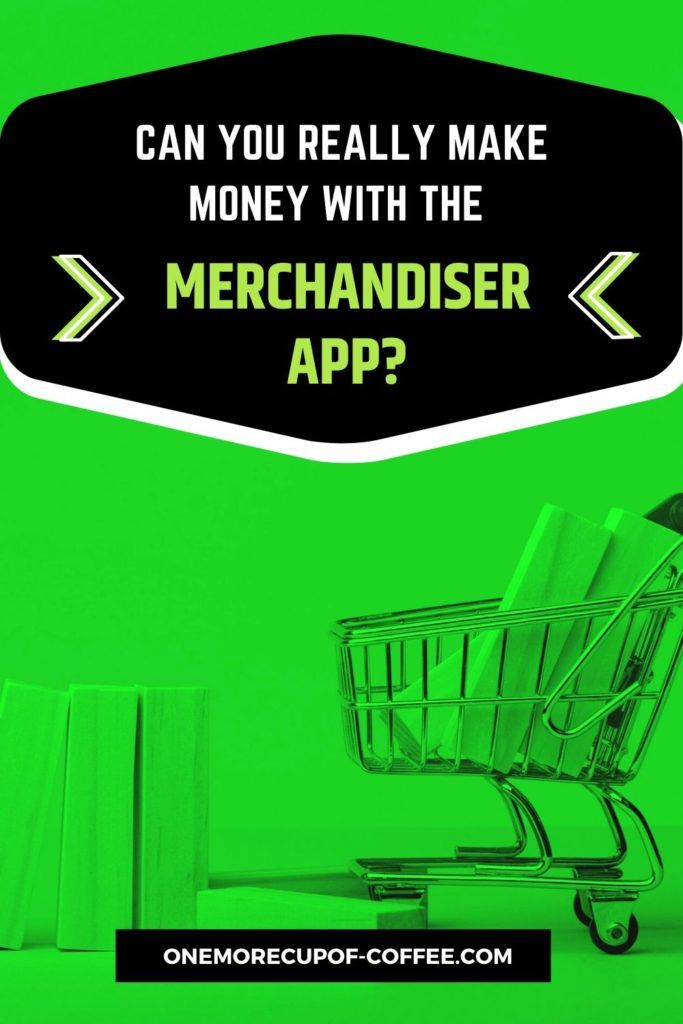 Can You Really Make Money With The Merchandiser App?