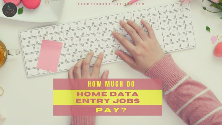 How Much Do Home Data Entry Jobs Pay_ feature image
