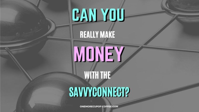 Make Money With SavvyConnect Featured Image