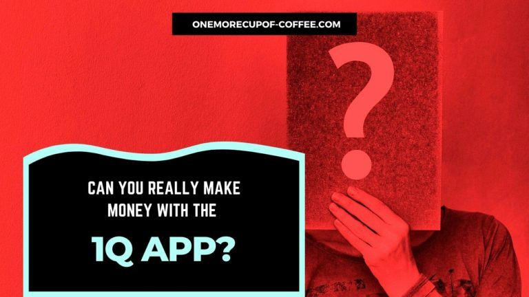 Make Money With The 1Q App Featured Image