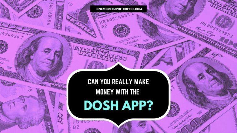 Make Money With The Dosh App Featured Image