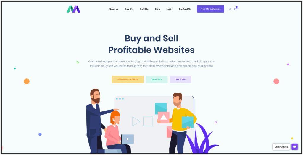 motion invest website broker