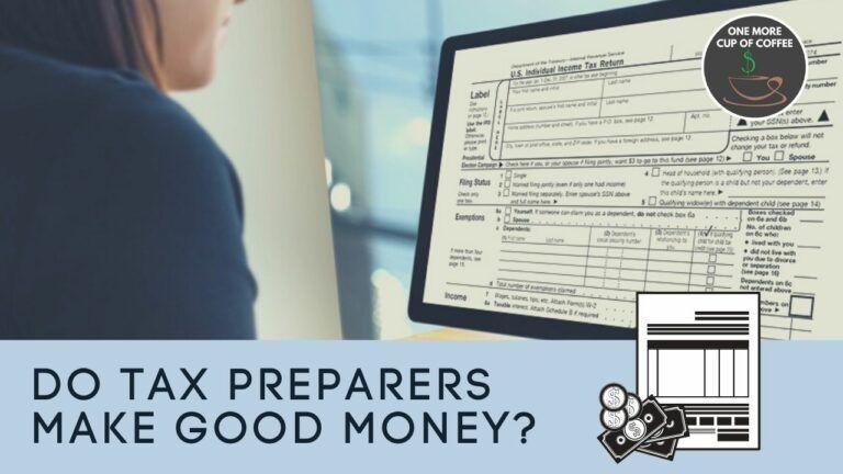 tax preparers make good money featured image