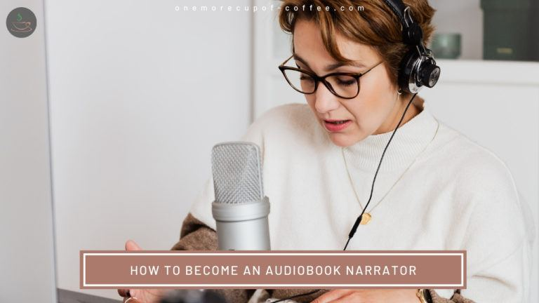 How To Become An Audiobook Narrator featured image