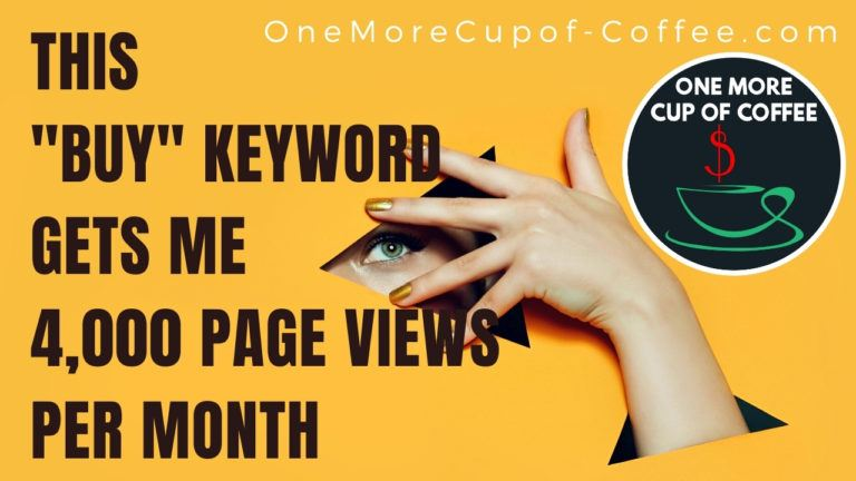 Keyword Pageviews Featured Image