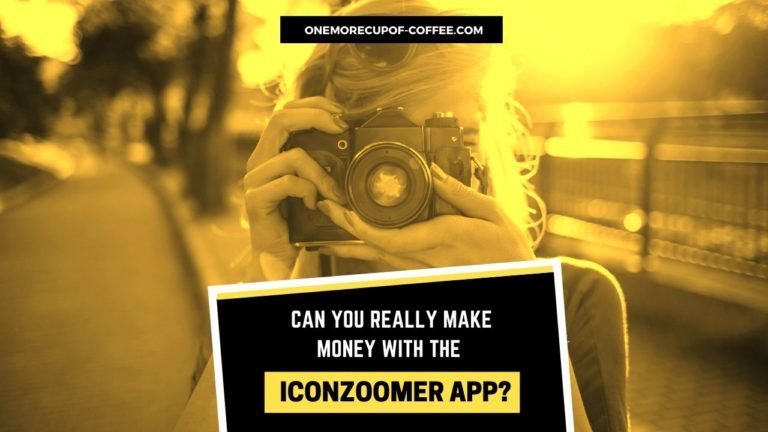 Make Money With The Iconzoomer App Featured Image