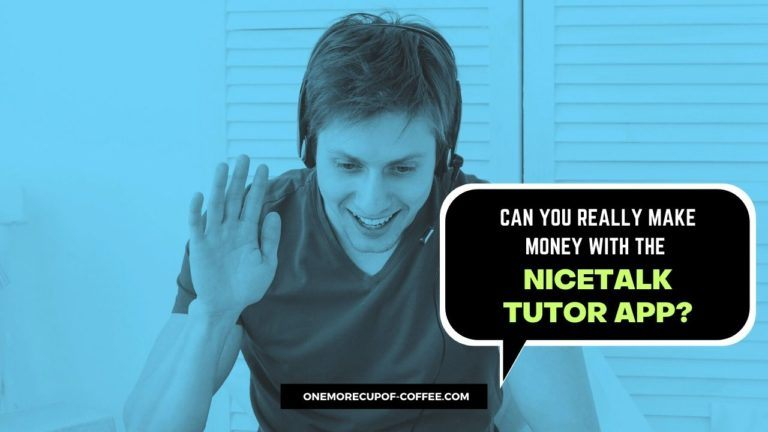 Make Money With The NiceTalk Tutor App Featured Image