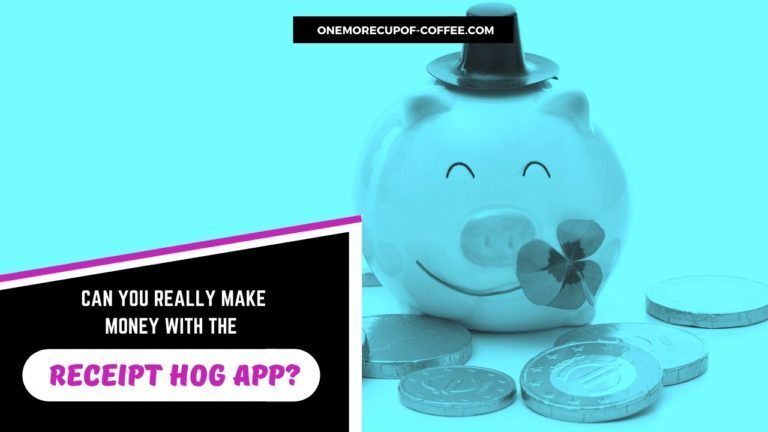 Make Money With The Receipt Hog App Featured Image