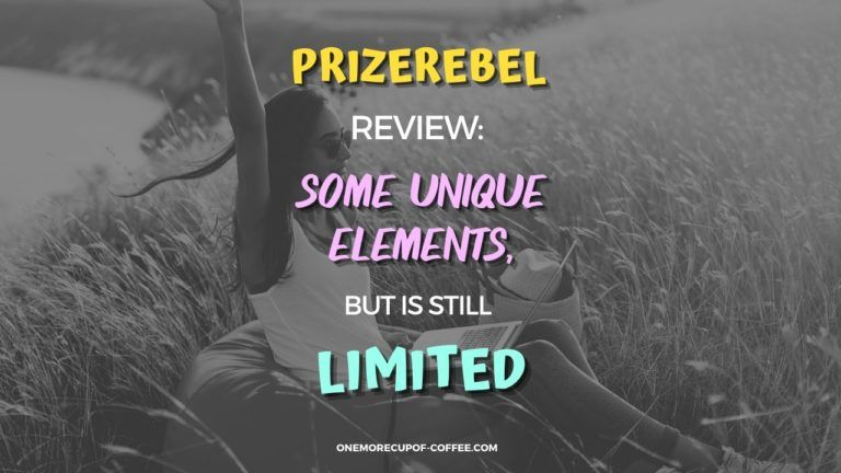 PrizeRebel Review Some Unique Elements, But Is Still Limited Featured Image
