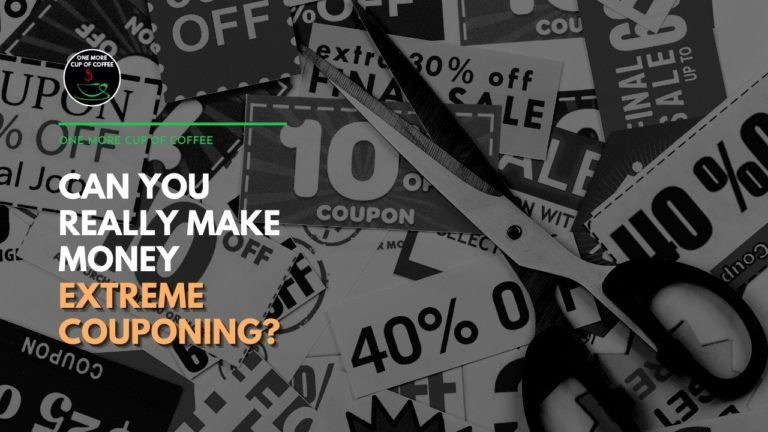 Can You Really Make Money Extreme Couponing Featured Image