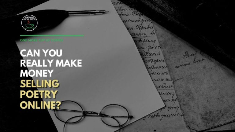Can You Really Make Money Selling Poetry Online Featured Image