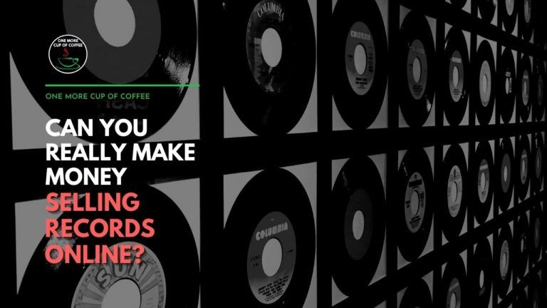 Can You Really Make Money Selling Records Online Featured Image