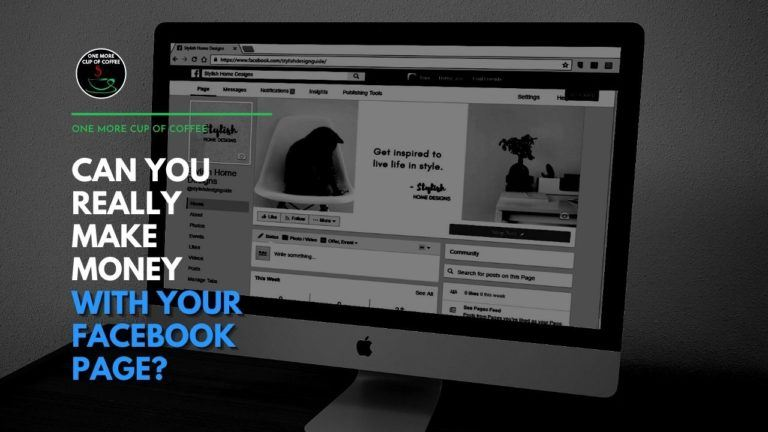 Can You Really Make Money With Your Facebook Page Featured Image