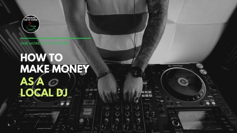 How To Make Money As A Local DJ Featured Image