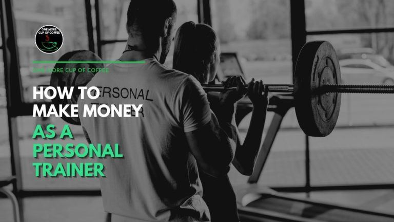 How To Make Money As A Personal Trainer Featured Image